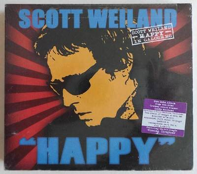 Scott Weiland Stone Temple Pilots - Happy In Galoshes - Brand New & Sealed 2CD
