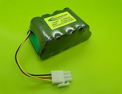 SS140 SANYO / FDK 2700MA BATTERY 4 SUNRISE TELECOM SUNSET, xDSL MTT METERS