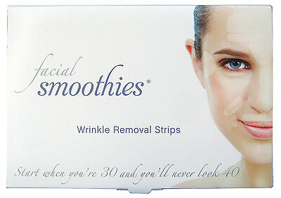 Facial Smoothies Anti Wrinkle Treatment Strips (Anti-Wrinkle Patches)