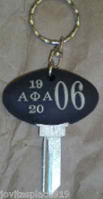 Alpha Phi Alpha Key Covers