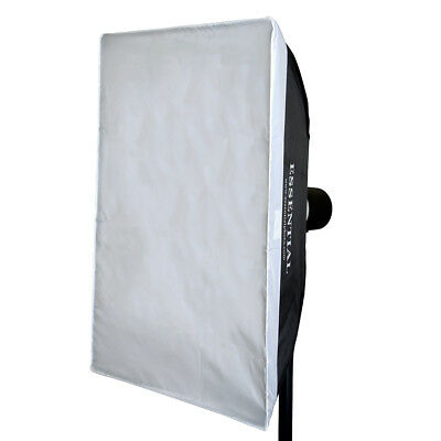 50x70cm Studio Flash Softbox 180w/200w/250w/300w Mini Universal Fit 7cm- 9.8cm