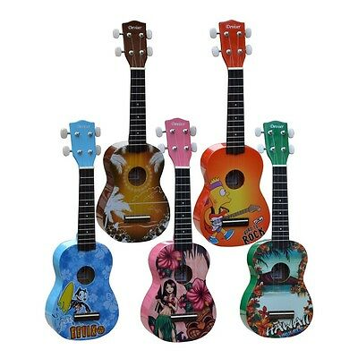 "New 20"" Ukulele Uke with BAG - VARIOUS COLORS and choices! - FREE SHIPPING"