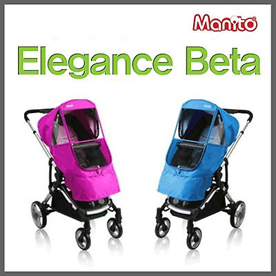 Manito Stroller Weather Shield - Elegance Beta