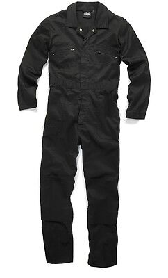 Hard Core Overalls - Black Work Clothing Site Hardcore - Clearance