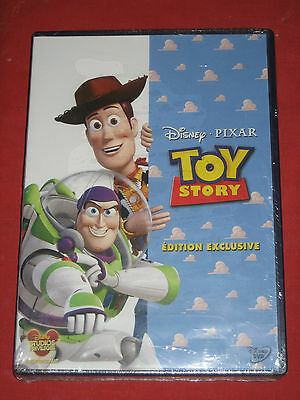 TOY STORY - Edition exclusive - Walt Disney/PIXAR - DVD neuf sous blister