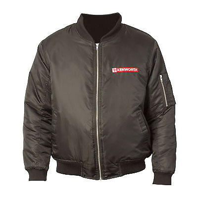 Kenworth bomber jacket; flying jacket; driver; Truck; KW; T409, T909, T609, K109