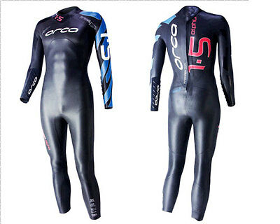 NEW 2014 Orca 1.5 Alpha Men's Triathlon Wetsuit ~ MODEL CLOSEOUT ~ SAVE 35% NOW!
