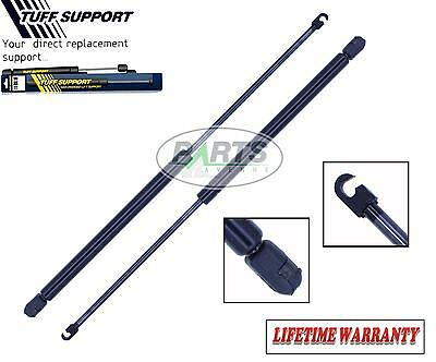 Qty2 Rear Trunk Gas Charged Lift Support For 01-05 Mitsubishi Eclipse w// Spoiler