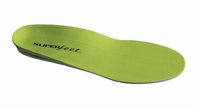 Superfeet Green Original Premium Insoles | Versatile Use | High Arch Profile
