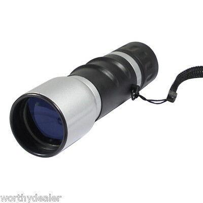 Compact Monocular 10x40 Lens Waterproof  Bird Watching Racing Sports New From UK