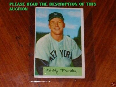 BASEBALL CARD/s FROM 1881-1981 A CENTURY OF BASEBALL! (Please Read Auction Page)