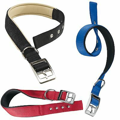 Ferplast Club Nylon Collar Dog Dogs Puppy Pet Pets Lead Leash Assorted