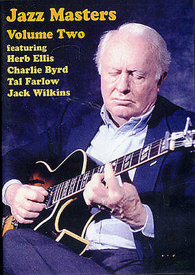 The Guitar Show: Jazz Masters - Volume 2 (DVD) - New and Unopened