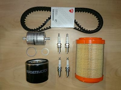 Genuine Ducati Spare Parts Full Service Kit, Sport Classic, GT 1000, 2006-2010