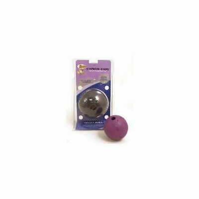 Cyber Rubber Treat Ball Assorted Sml x 3 - Accessories - Dog - Toys Rubber
