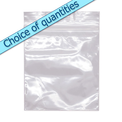 """SMALL Grip Seal - Clear Bags - GLO3 - 3 x 3.25"""" - Quantity Choices & DISCOUNTS"""