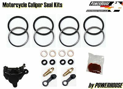 Yamaha RD 350 YPVS  85>95 F1 N1 F2 N2 both front brake calipers seal repair kit