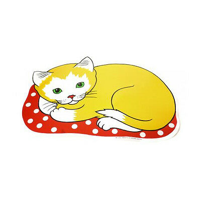 Catac Products Kitten Shape Feeding Mat