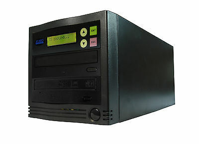 1 to 1 Pioneer 24x ACARD CD DVD Duplicator Copier with SATA drives