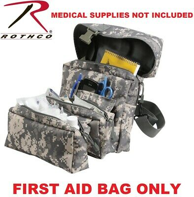 CAMO EMS/EMT MOLLE Medical Emergency Rescue Response First Aid Kit Bag 40131 #2