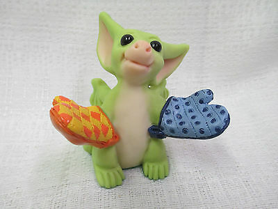 Whimsical World Of Pocket Dragons Cook's Helper Real Musgrave NIB