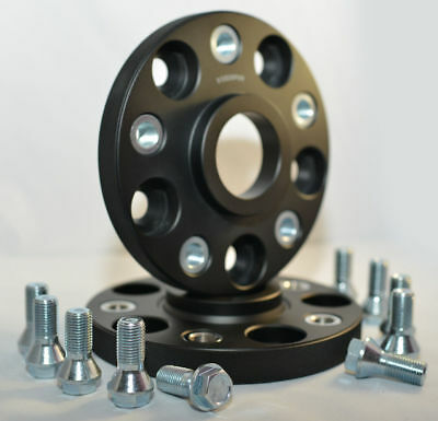 2 x 20mm Bimecc Hubcentric Spacers with bolts to fit Porsche Cayman