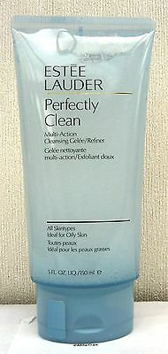 Estee Lauder Perfectly Clean Multi Action Cleanser/Gelee/Refiner - 150ml Sealed