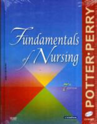 Fundamentals of Nursing by Patricia A. Potter and Anne Griffin Perry (2008, Hard