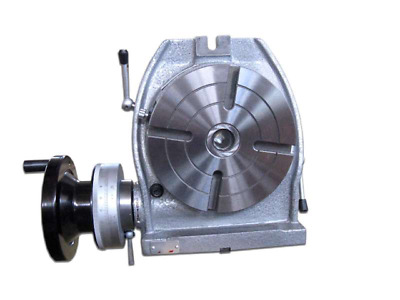 "6"" precision horizontal and vertical rotary table"