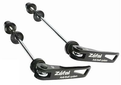 Zefal Lock'N Roll Quick Release Bike Cycle Skewer Set