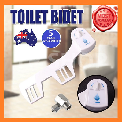 2017 GENUINE NEW Premium Quality Hygeian Water Wash Clean Unisex Toilet Bidet