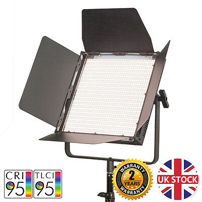 VNIX 1500B Bicolour Video Lights LED Panel Dimmable Film Interview Screen