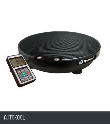 Mastercool  Digital Wireless Charging Weighing Scales Air Conditioning 98310