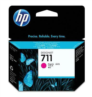 HP 711 (Volume: 29ml) Magenta Ink Cartridge