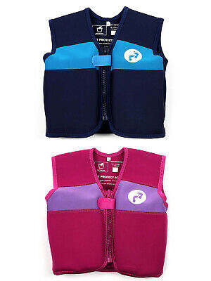 Two Bare Feet Swimming Float Vest Jacket - New Baby Kids Junior Swim Aid
