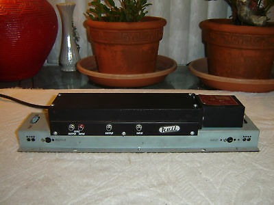 Keil Spring Reverb Tank and Preamp Unit, Vintage Unit, As Is