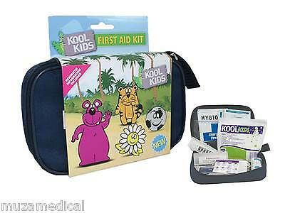 Compact KoolPak KoolKids First Aid Kit Child Travel Camping Kids Day Out