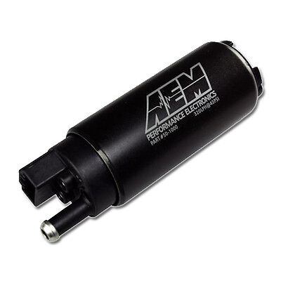 AEM Universal High Flow 320 LPH In-Tank Fuel Pump, (84 gph) at 43 PSI PN:50-1000