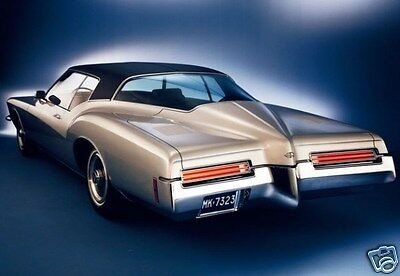 """1971 Buick RIVIERA """"Boat Tail"""" Refrigerator Magnet, 40 MIL"""