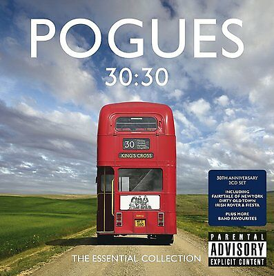 The Pogues - 30:30 The Essential Collection: 2Cd Set (2013)