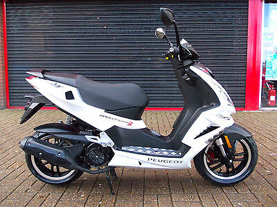 Peugeot Speedfight Iceblade 125 Scooter New 2 Years Warranty Finance