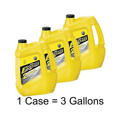 Sea Doo 2 Stroke Synthetic Gallon Case Of 3 Oil's 293600133 Free Shipping