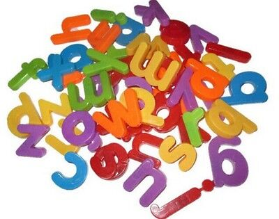 26x Magnetic Letters Childrens Kids Alphabet Magnets In Lower Case  Learning UK