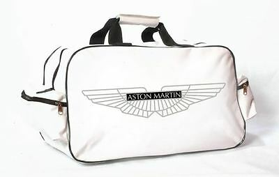 NEW ASTON MARTIN TRAVEL / GYM / TOOL / DUFFEL BAG flag dbs db9 v8 vantage V12