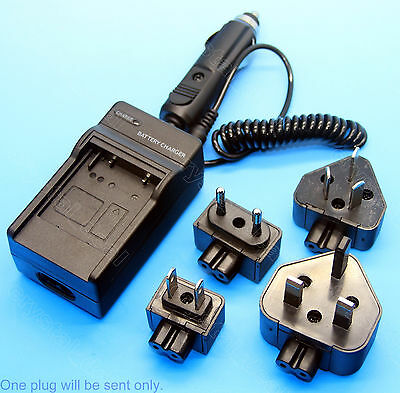 Battery Charger for NB-2LH Canon PowerShot G9 G7 Elura 40MC 50 60 65 70 80 85 90