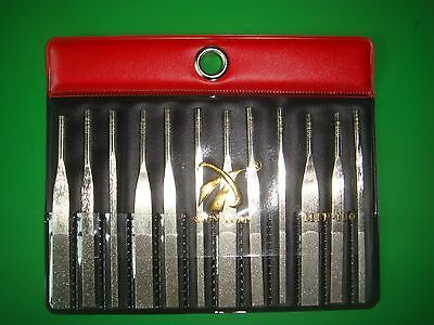 Machine Diamond File Set Total 12 Pcs