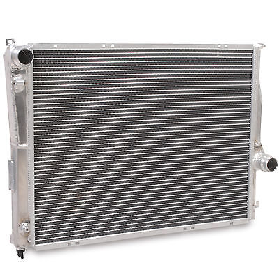 42mm ALUMINIUM RACE RADIATOR RAD FOR BMW 3 SERIES E46 Z4 316 318 320 323 325 330