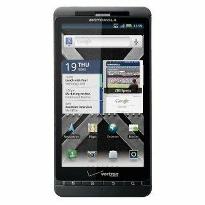 Verizon Motorola Droid X2 MB870 No Contract 3G 1GHz Dual-Core Android Smartphone