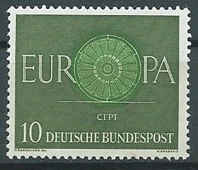1960 Europa Germania 10 P Mnh ** - Ev
