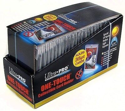 Ultra Pro 1 One Touch Magnetic Card Holders ~ 35pt 1 Box ( 25 )